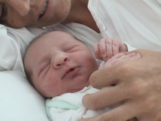 Jacobs Geburt