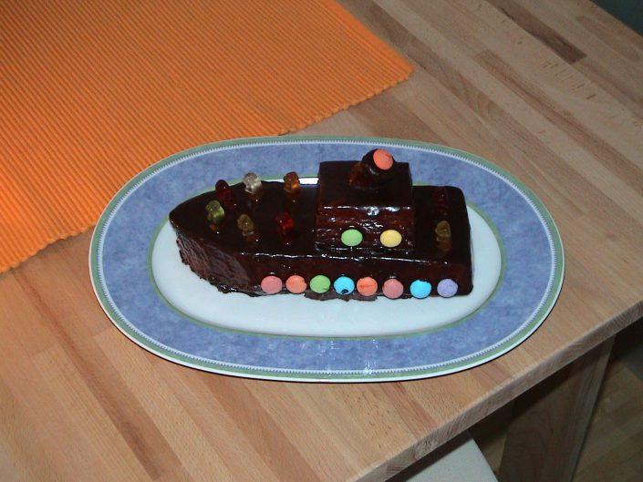2005 - Jacobs 2. Geburtstag (Schiff)
