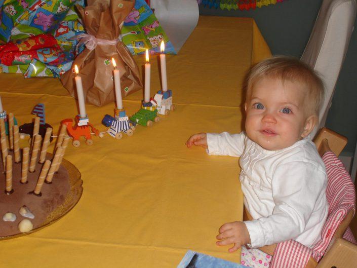2006 - Johanna - 1 Jahr