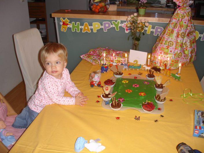 2007 - Johanna - 2 Jahre