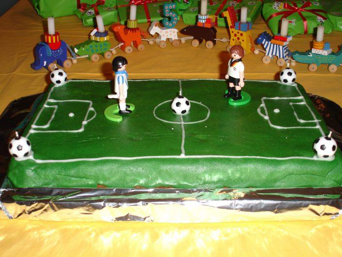 2008 - Jacobs 5. Geburtstag (Fußballfeld)