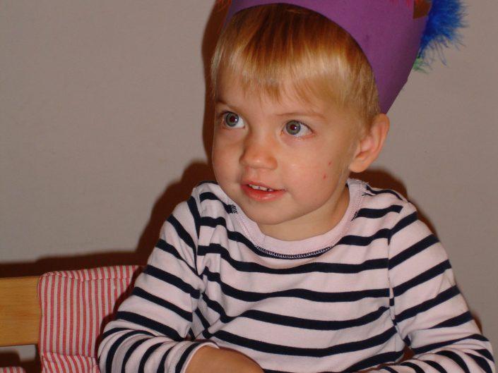 2008 - Johanna - 3 Jahre