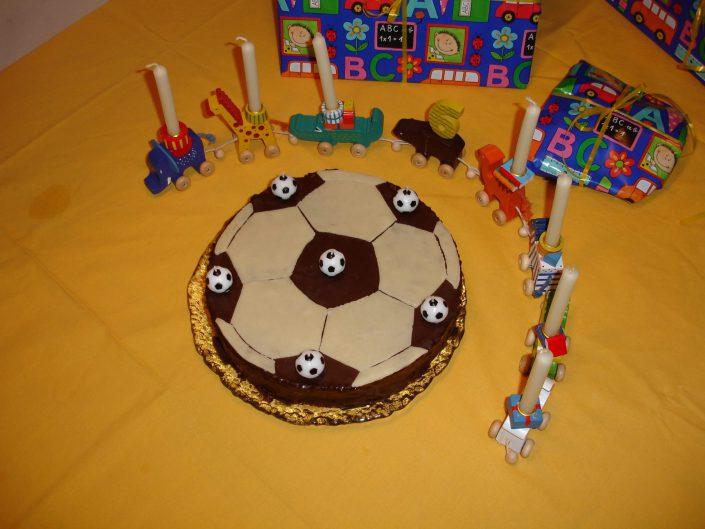 2009 - Jacobs 6. Geburtstag (Fußball)