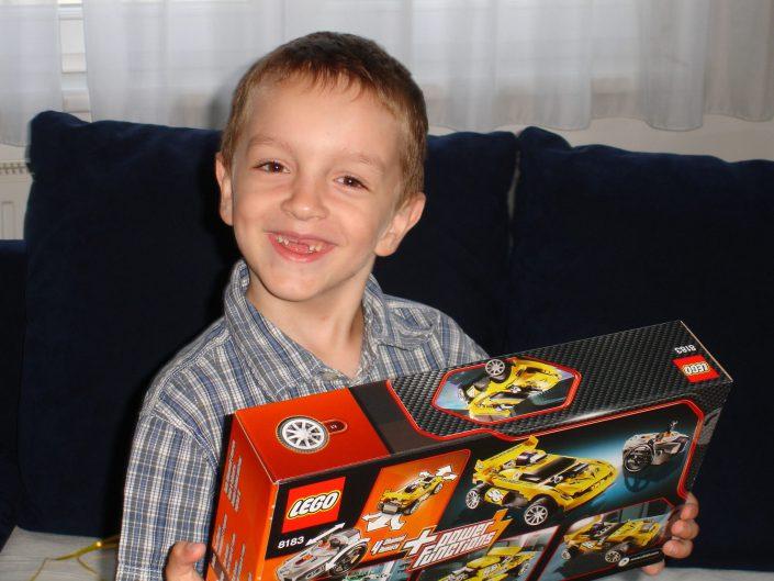 2009 - Jacob - 6 Jahre