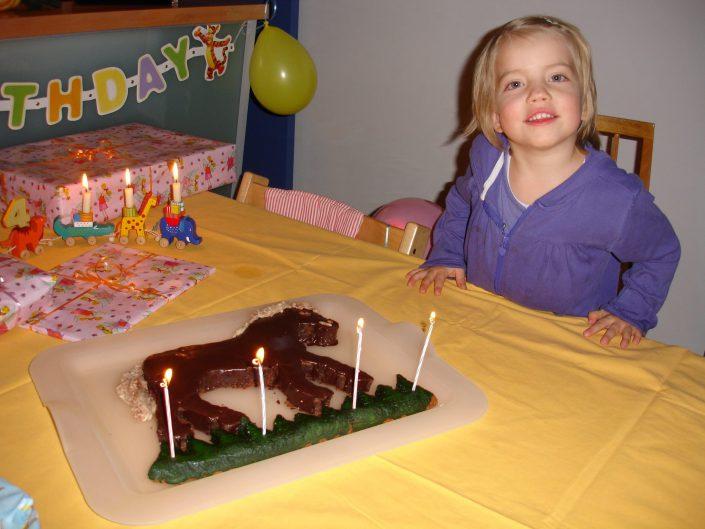 2009 - Johanna - 4 Jahre