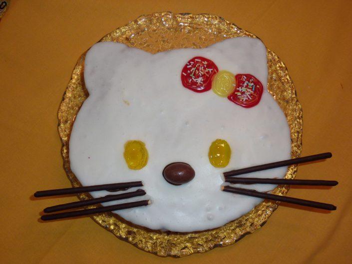 2010 - Johannas 5. Geburtstag (Hello Kitty)
