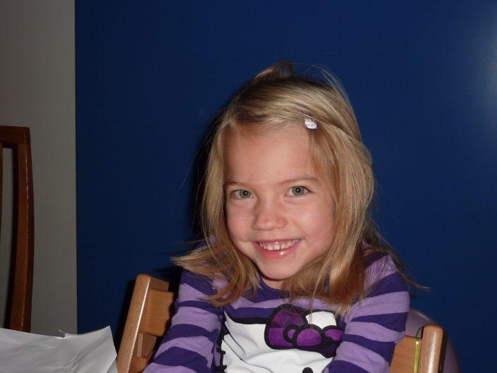 2010 - Johanna - 5 Jahre