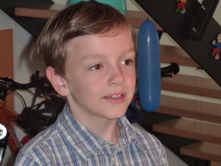 2011 - Jacob - 8 Jahre