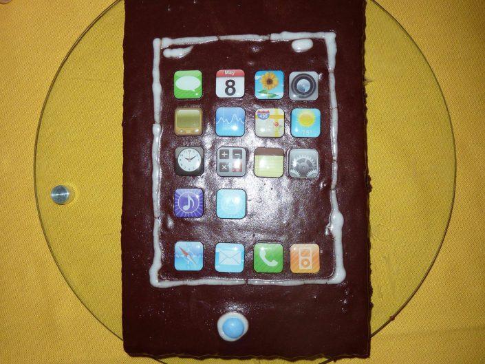 2012 - Jacob 9. Geburtstag (iPod)