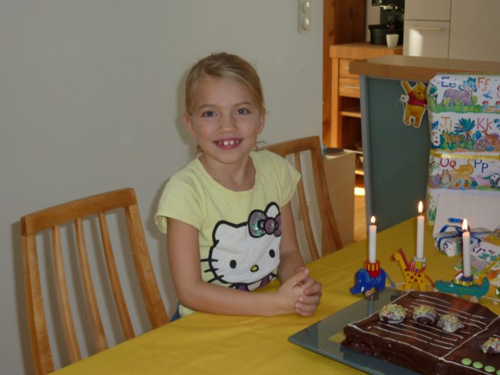 2012 - Johanna - 7 Jahre