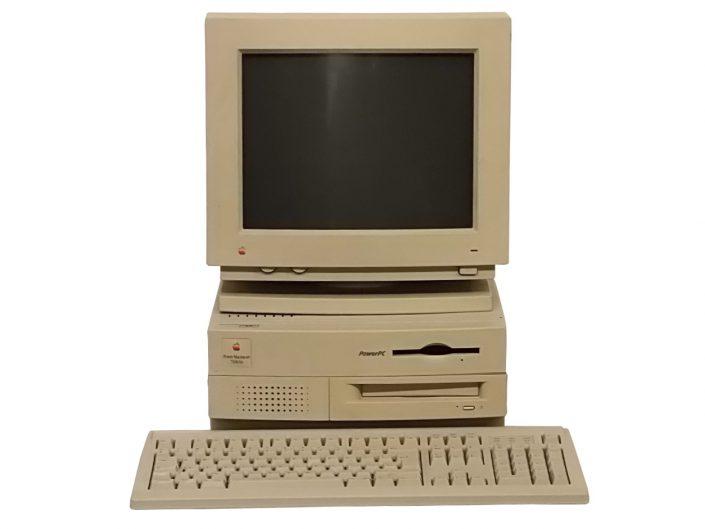 Apple Power Macintosh 7100/66